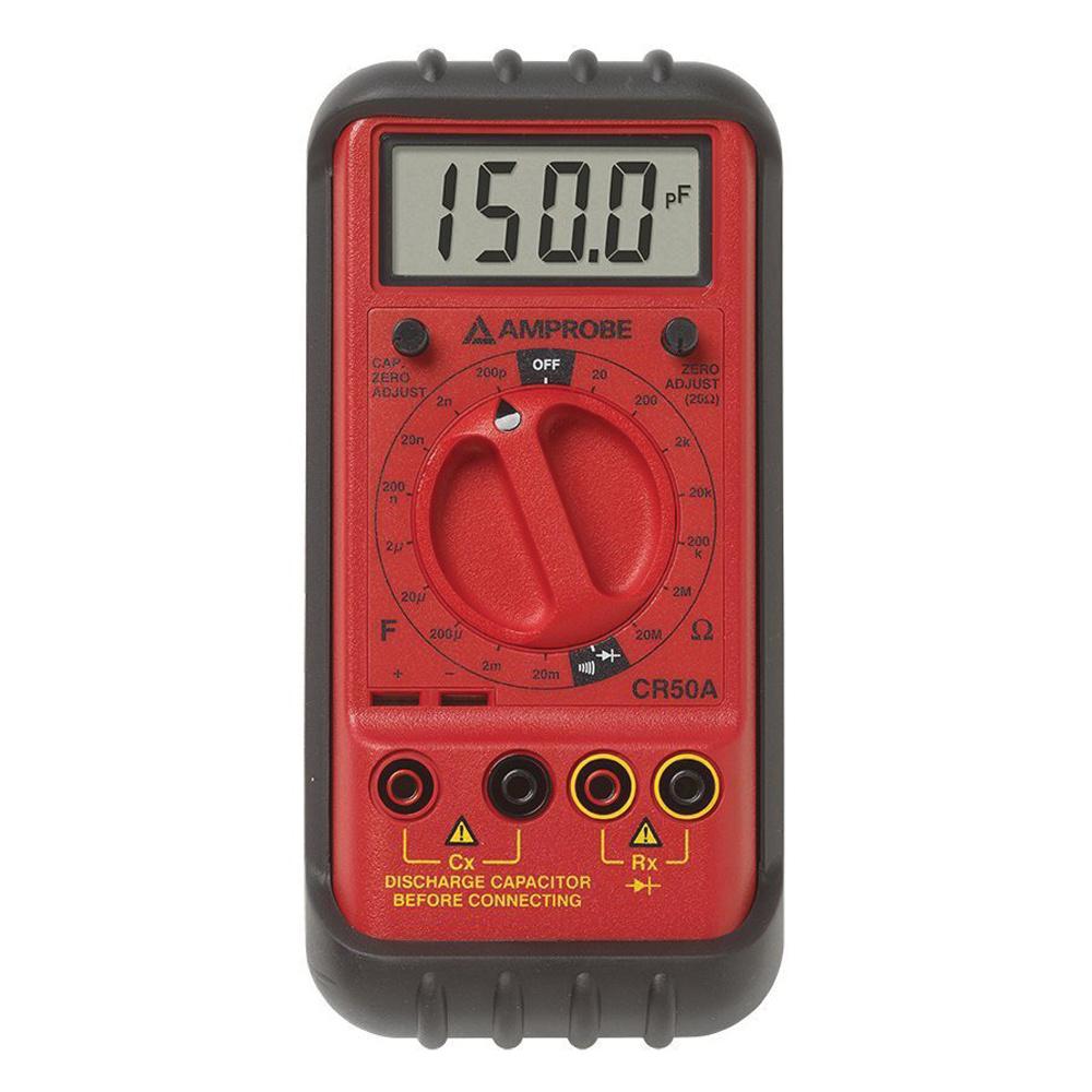 Capacitance & Resistance Meters
