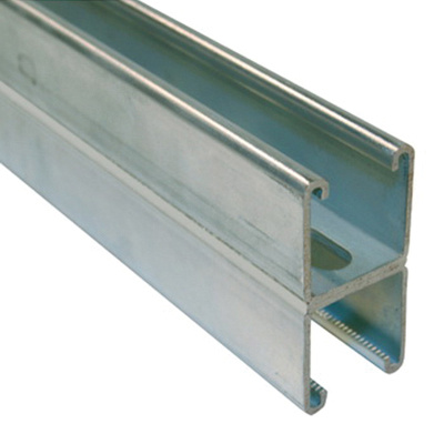 Double-Sided Channels