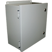 Hinged Cover Enclosures