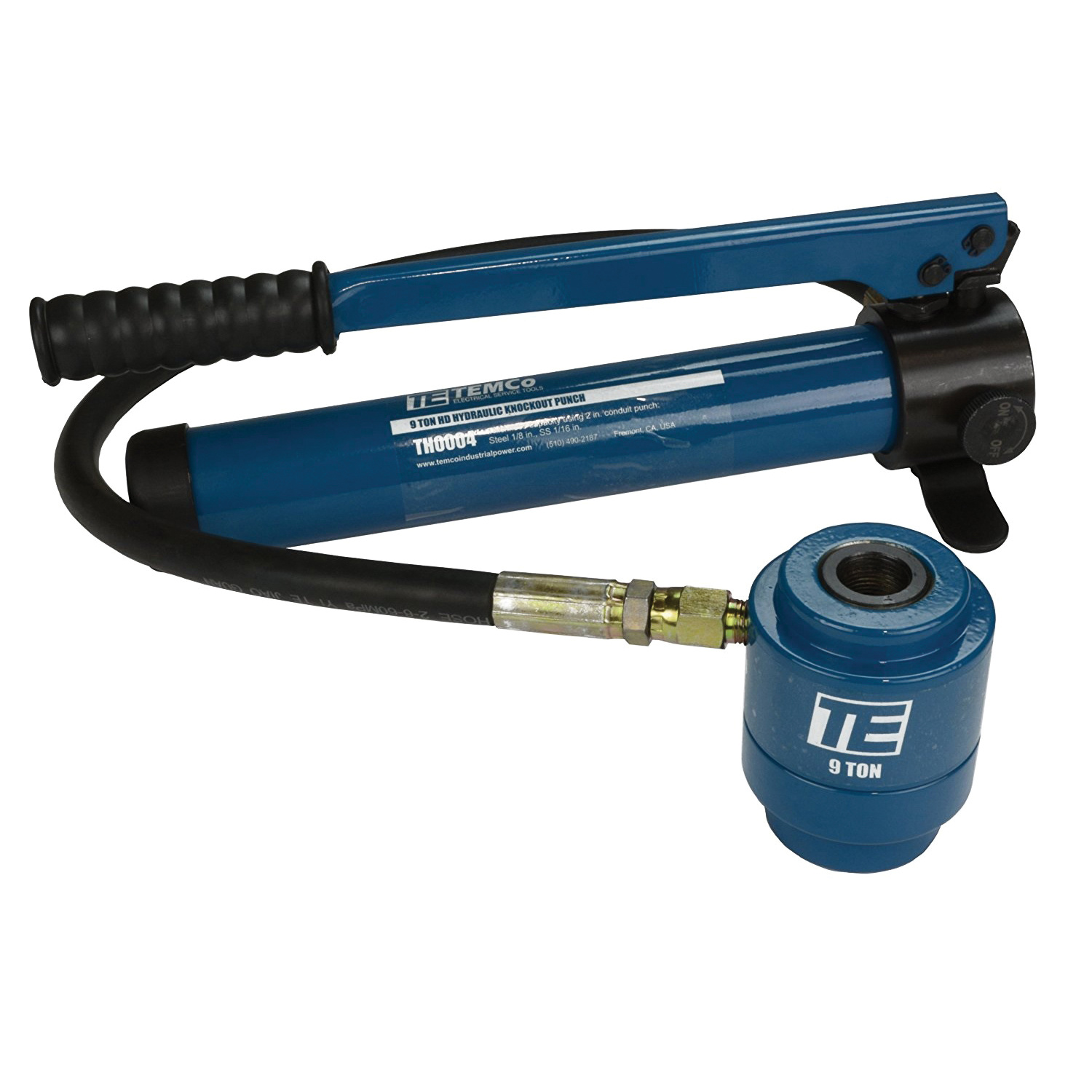 Hydraulic Knockout Tool