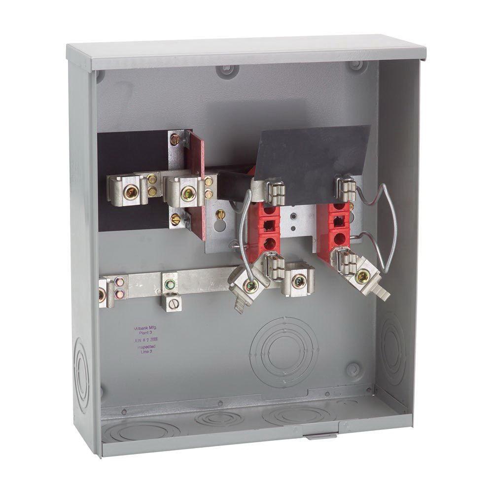 Metering & Meter Sockets