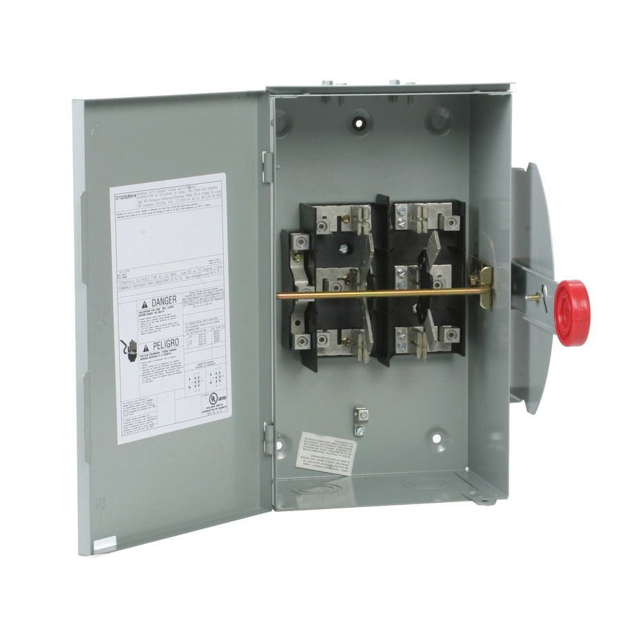 Non-Fusible-Safety-Switches