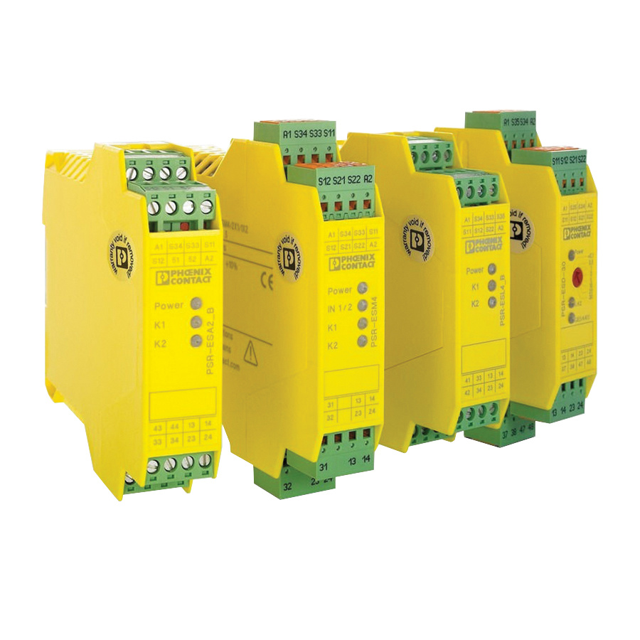 Safety-Relays