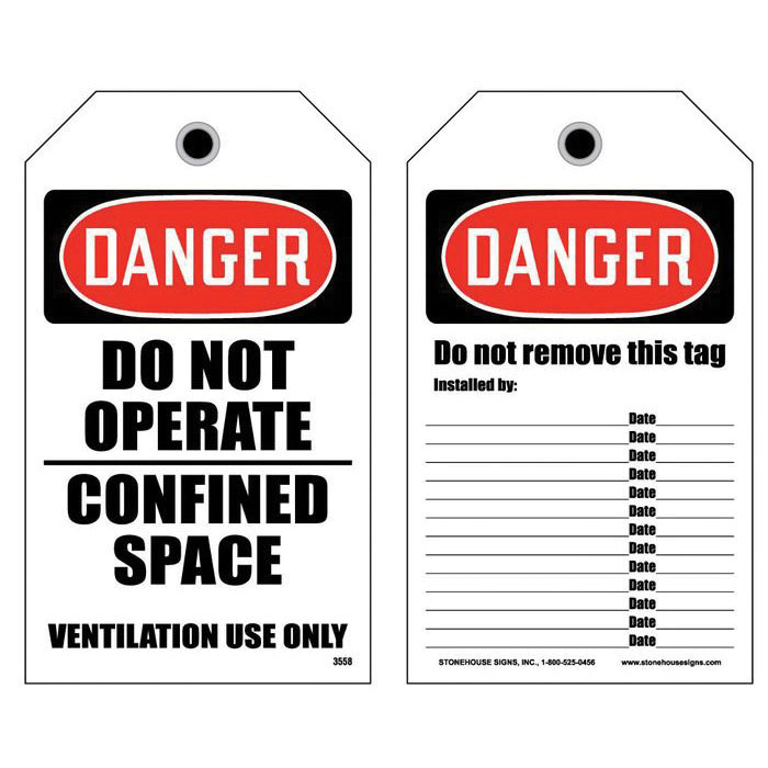 Safety-Tags