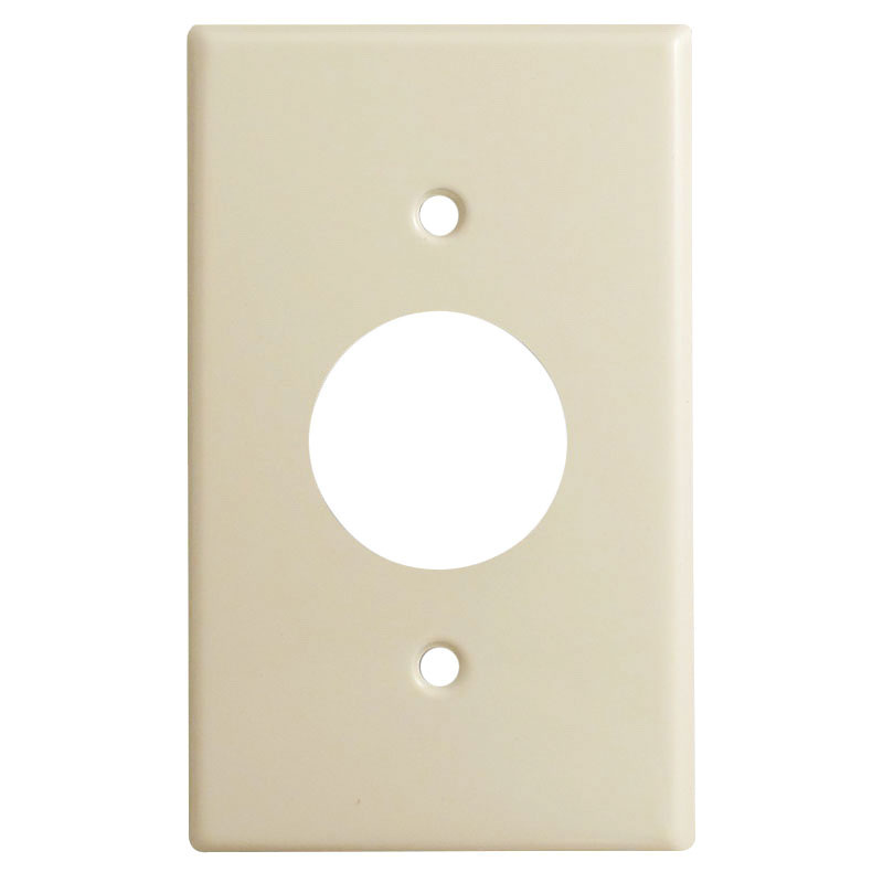 Single Receptacle Plates