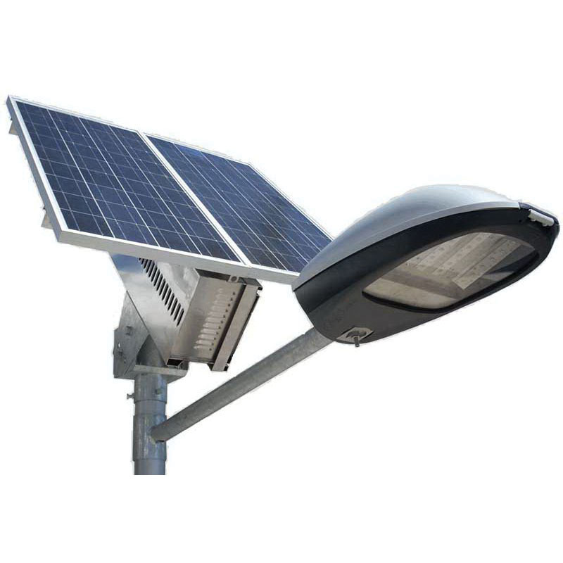 Solar-Powered Lighting