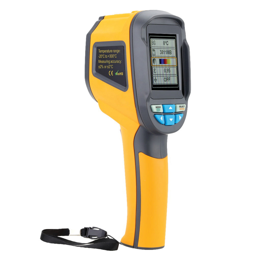Thermal Imaging & Thermometers