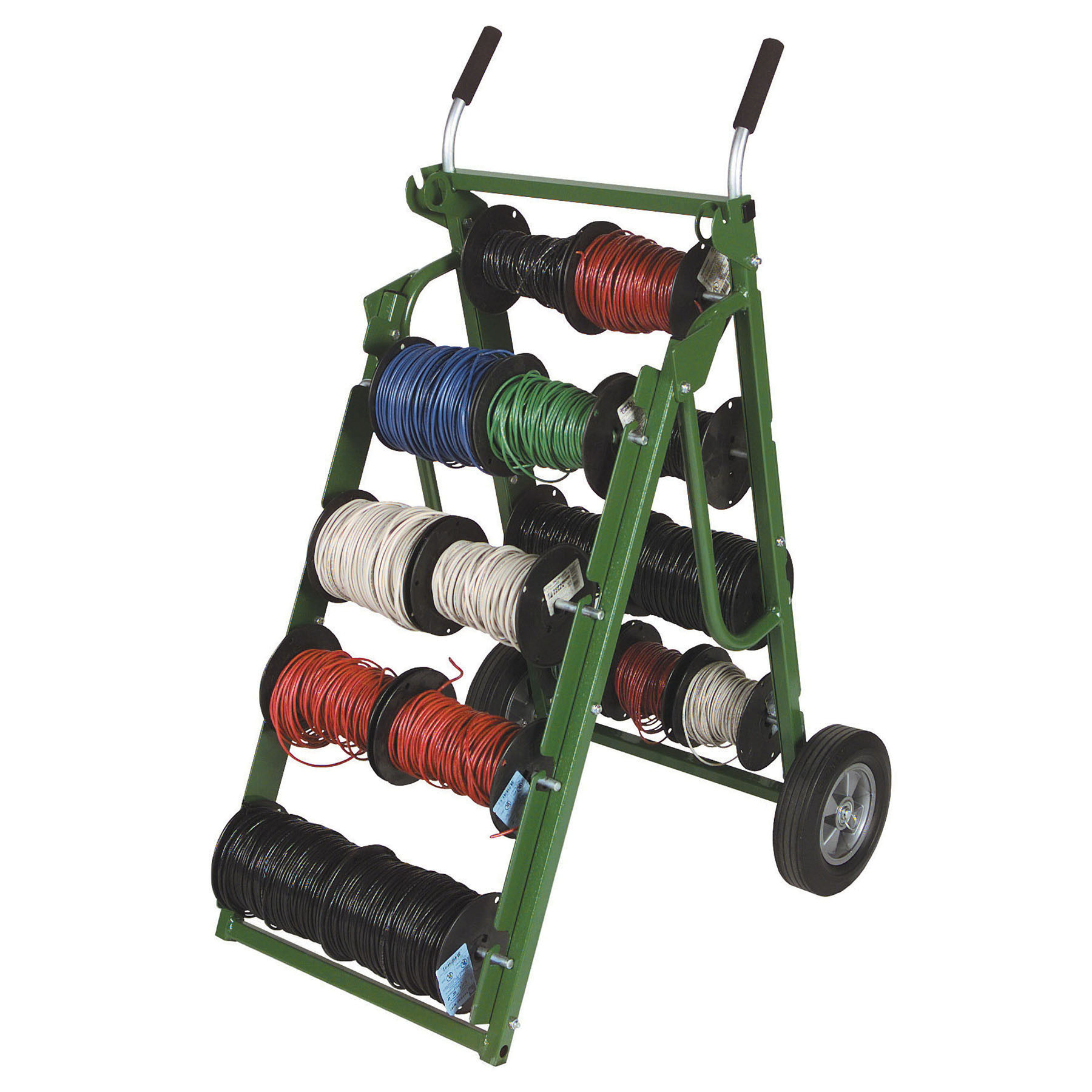 Wire Reel Carts/Stands