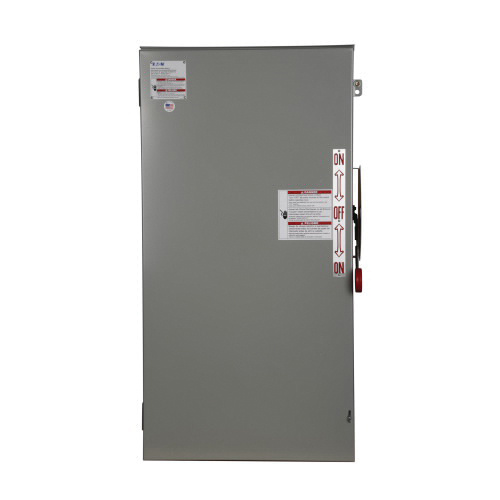 Eaton DT464URK 4 Wire 4 Pole Non-Fusible K Series Manual Transfer ...