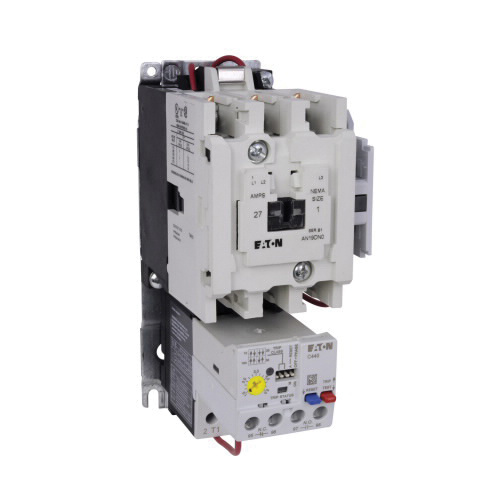 Eaton AN19DN0A5E045 3-Pole Non-Reversing Full Voltage Motor Starter on