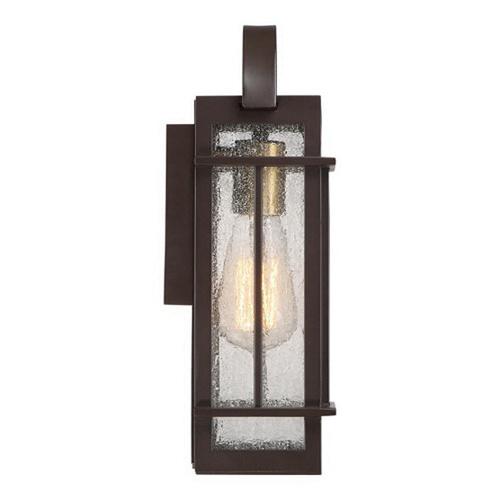 Quoizel Lighting Cvw8406wt 1 Light Wall Lantern 60 Watt 120