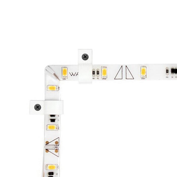 Wac Lighting Led Te2435 5 Wt High Output Foldable Tape Light System Watt Ft 440 Lumens 3500k 90 Cri Invisiled Pro 3