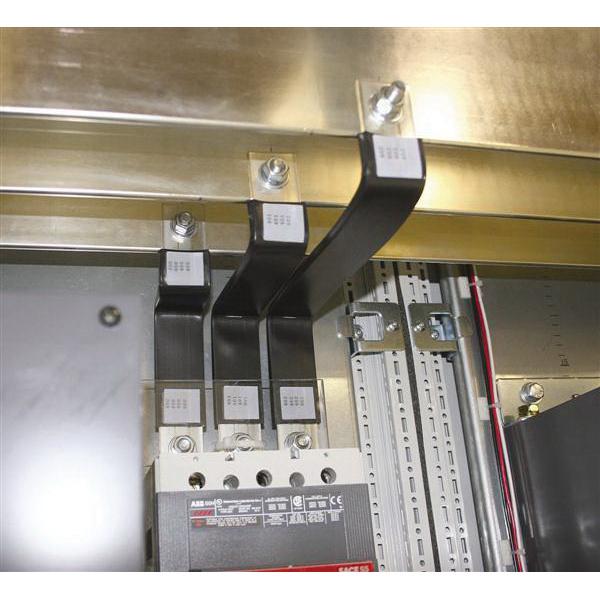 Erico Flex2mtc6x13 Copper Flexibar Busbar 6 56 Ft X 0 512