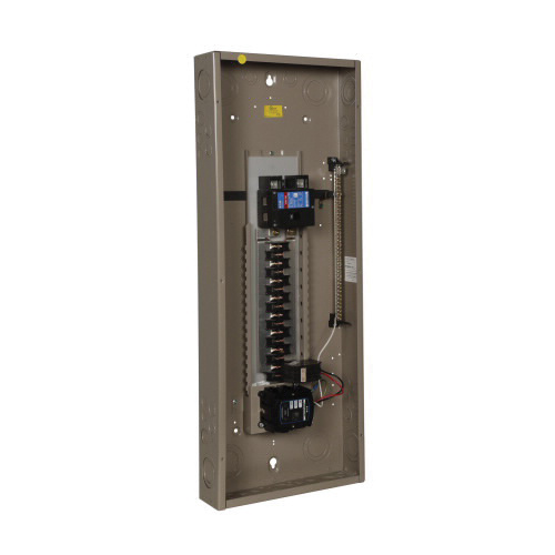 Eaton CHSUR32B150K 1-Phase 3-Wire Surge Installed Main Circuit Breaker on circuit board wiring, circuit box wiring, circuit panel breakers,