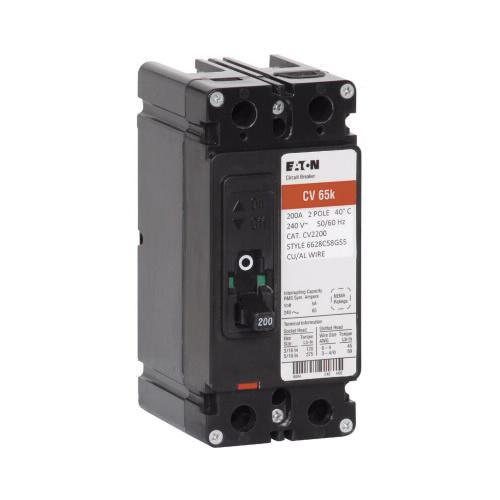 eaton cvs2100xmm bolt on mount type cvs tenant main circuit breaker