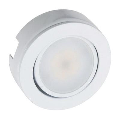 American Lighting Mvp 1 Wh Dimmable Puck Light Kit 4 3
