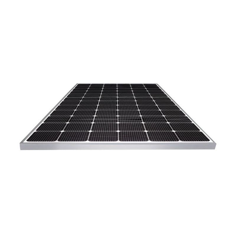 LG Electronics LG400N2W-A5 Monocrystalline/N Type Cell 12 Busbar High  Efficiency Solar Module 400-Watt at STC 296-Watt at NOCT Black Frame NeON®2