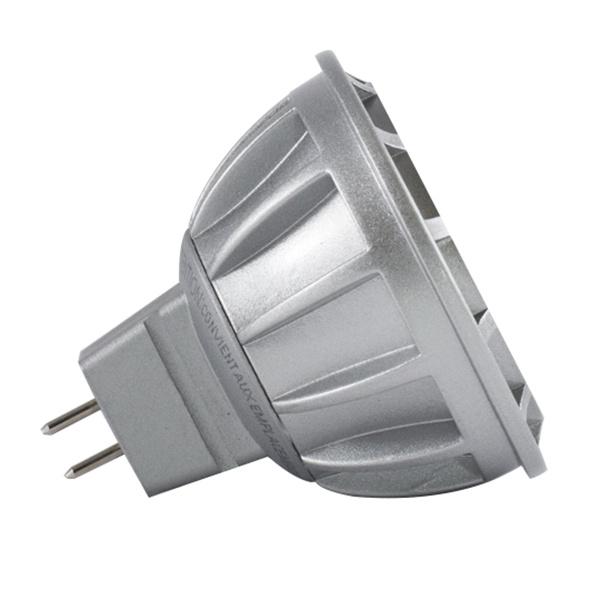 Bulbrite 771351 Dimmable MR16 LED Lamp 2-Pin GU5.3 9 Watt 565 Lumens ...