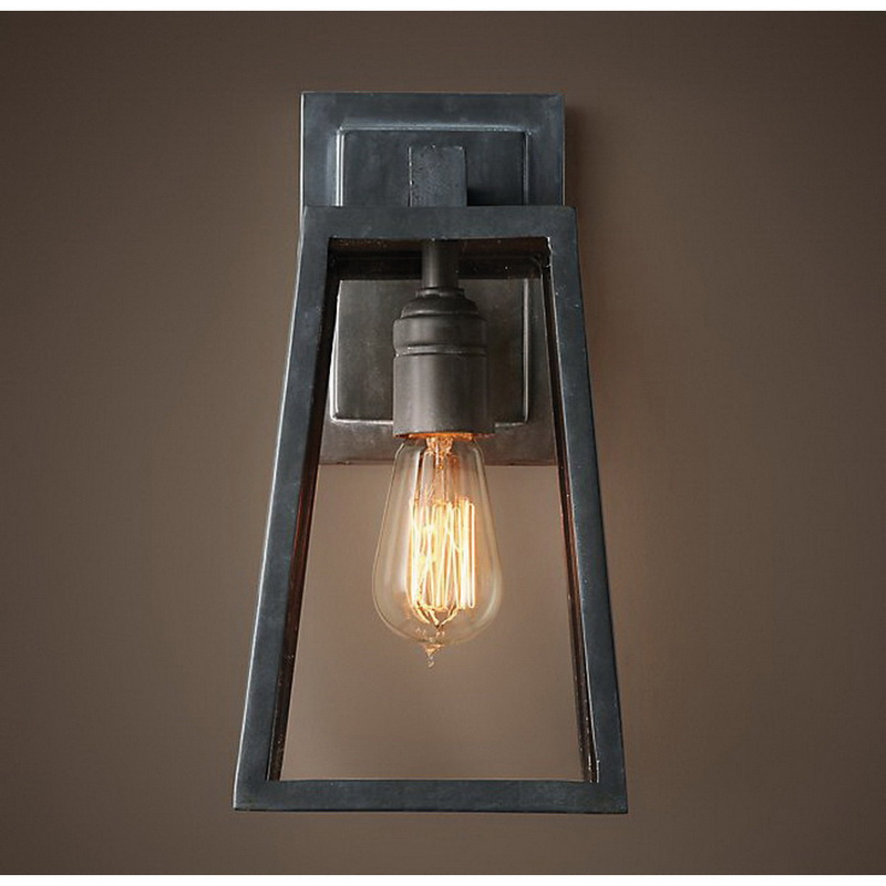 Light Filament Sconce 100 Watt
