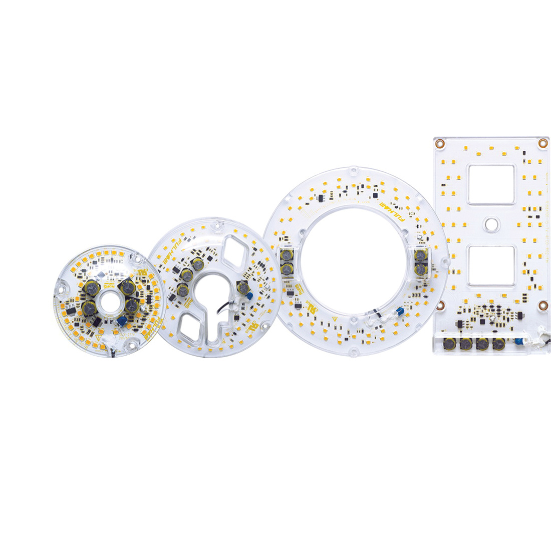 Fulham TJTUNV023AC840B Dimmable IC Round DirectAC UNV