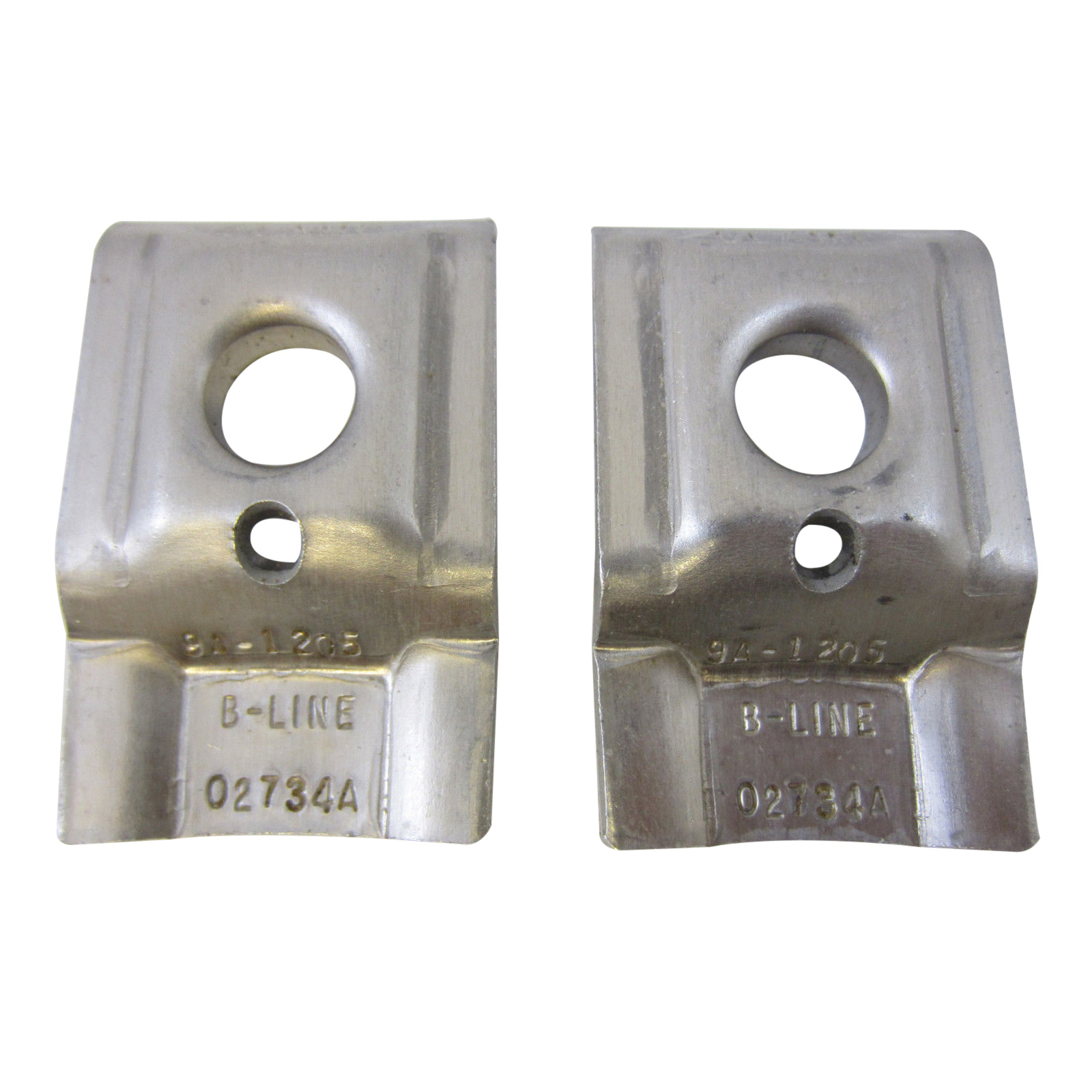 B Line 9a 1205 Aluminum Cable Tray Clamp Guide Conduit
