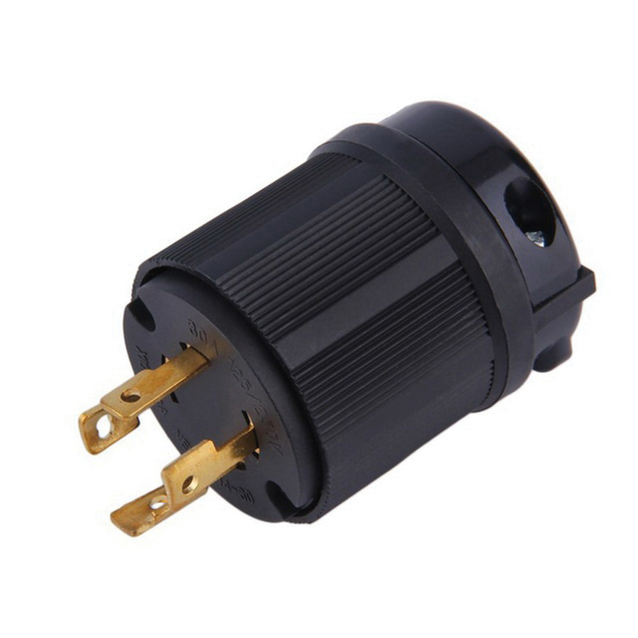 Black White Green Leviton Male Plug Wiring Plug | Wiring Diagram on