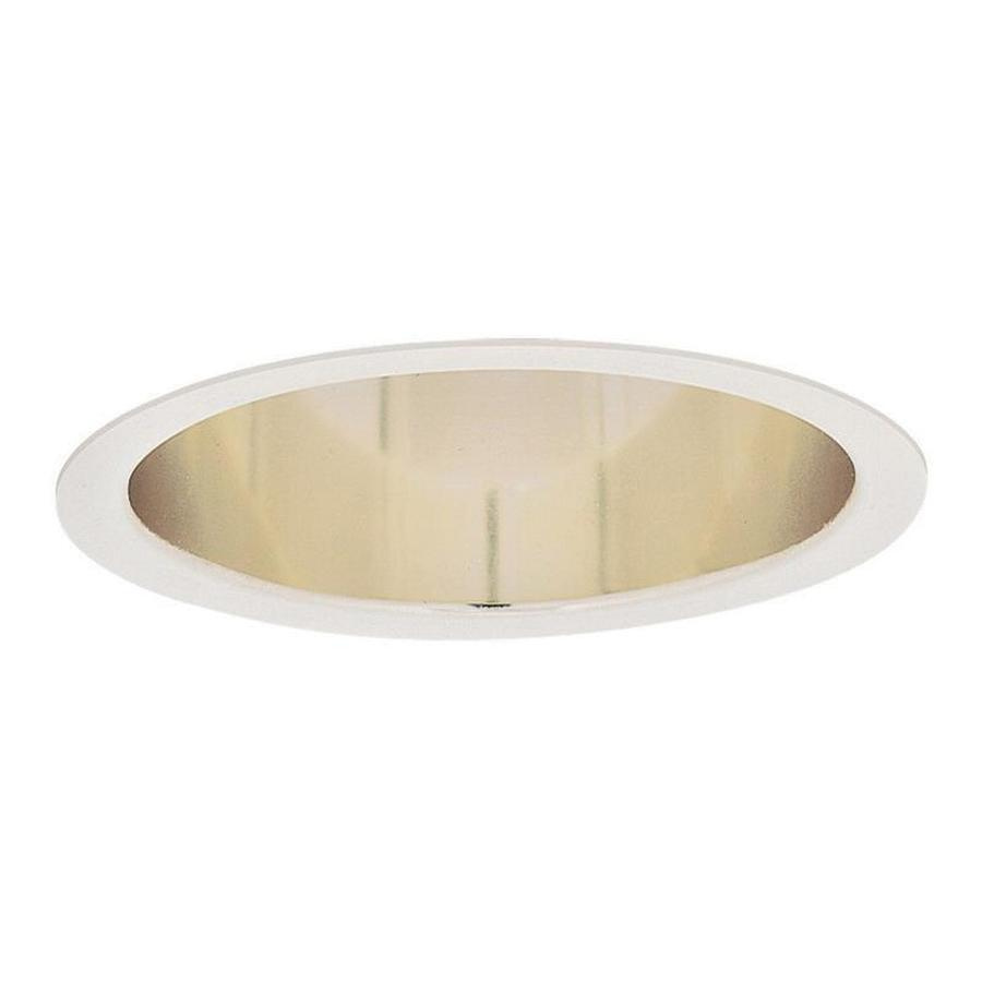 Lightolier 1046 5 Inch Down Light Deep Anodized Reflector Trim Round ...