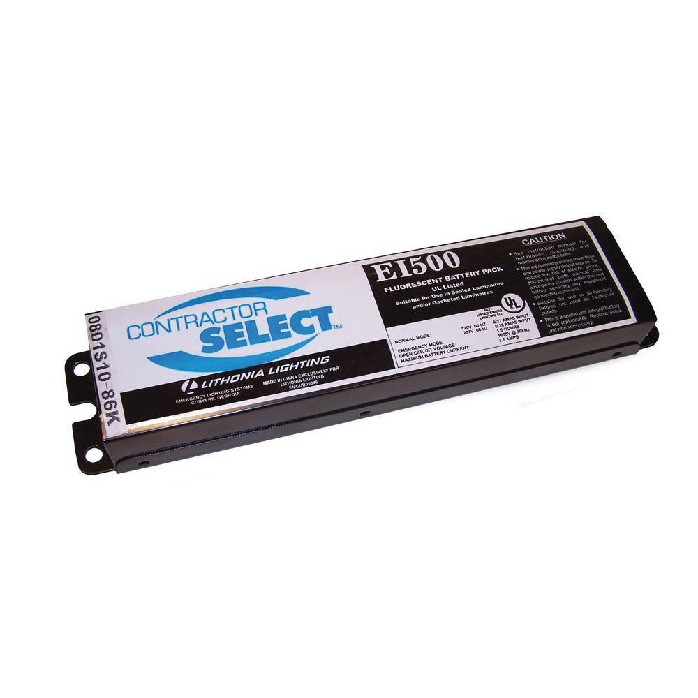 Lithonia Lighting Ei500 M12 Nickel Cadmium Fluorescent