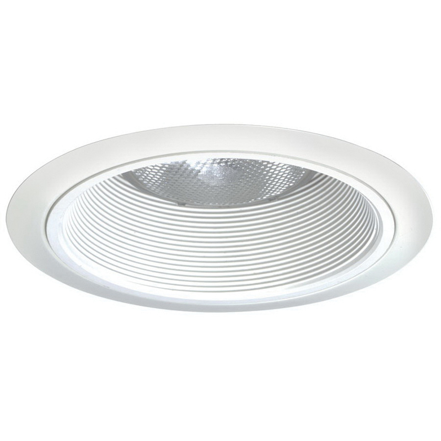 Juno Lighting 24 Babz 6 Inch Black Tapered Baffle Recessed Down Light Trim Round Clic Aged