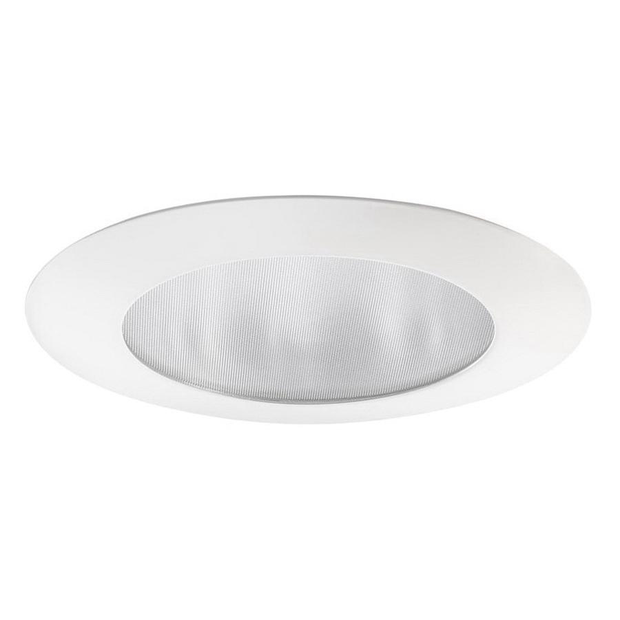 Juno Lighting 210n Wh 5 Inch Series Lensed Gl Shower Trim With Ring Round