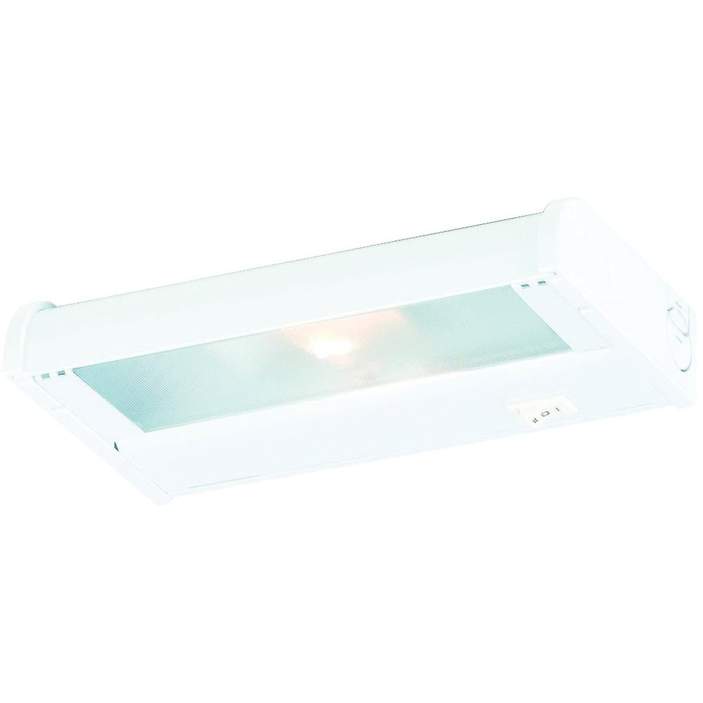 Troy Lighting NCA LED 8 WT 1 Light Portable/Hardwire Linkable