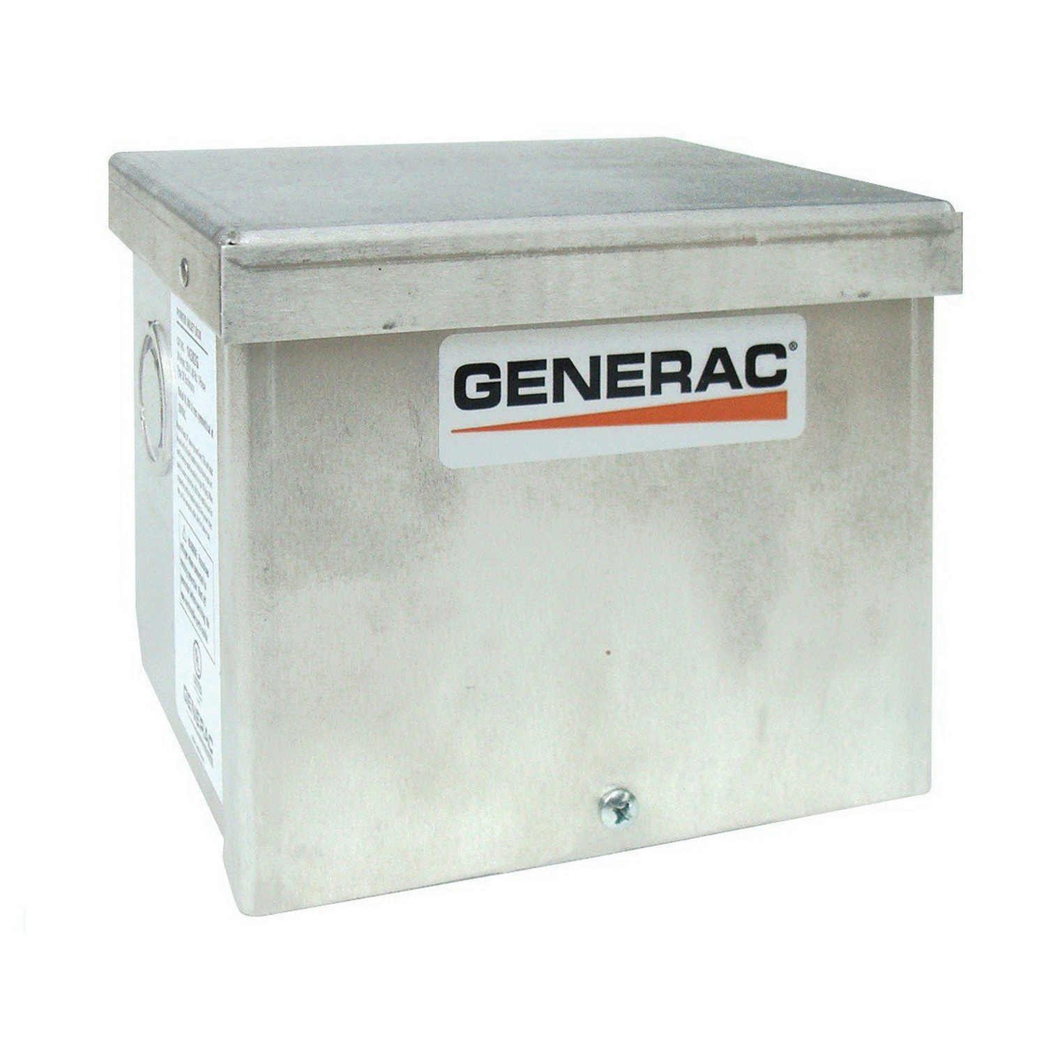 Generac 6344 Power Inlet Box For Use With 50