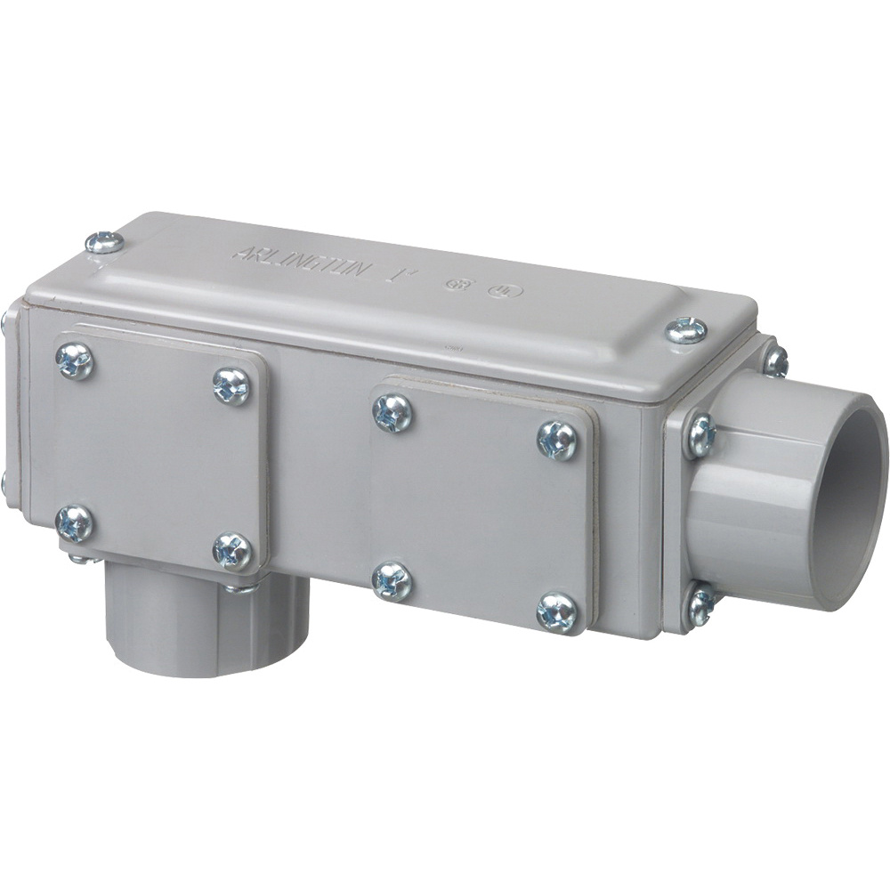Arlington 939nm Pvc Non Metallic Conduit Body 4 Inch Anybody Electrical Fittings Pictures Anybodytrade