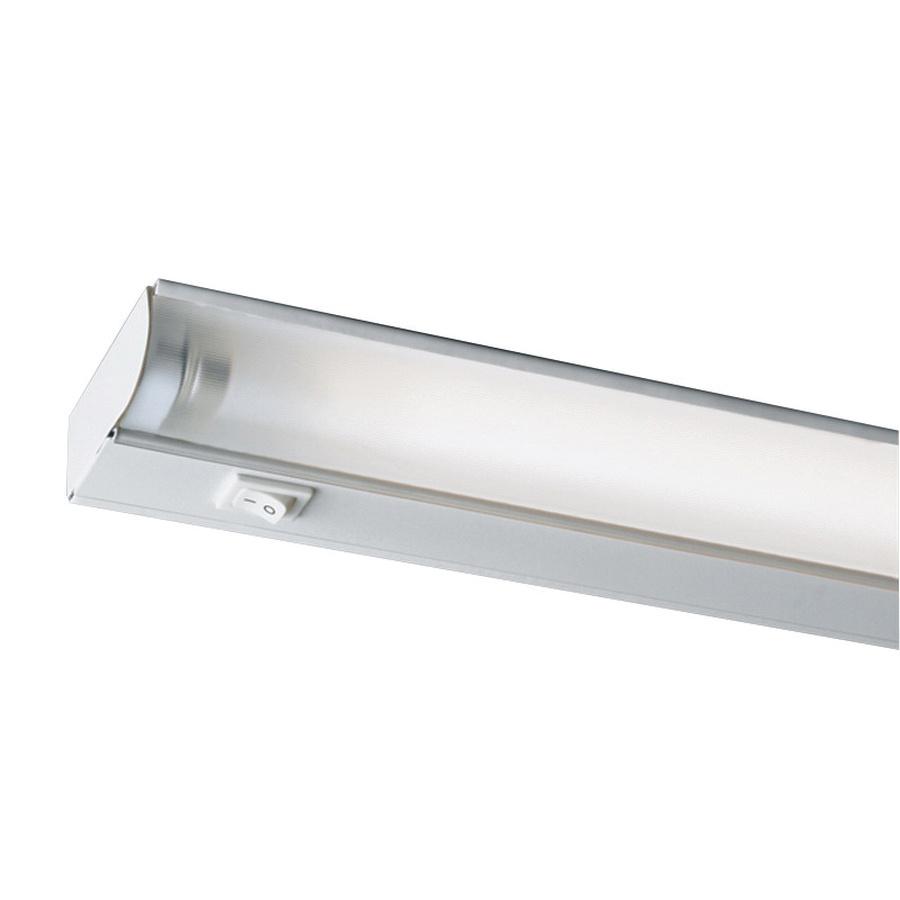Juno Lighting UFL22 WH Under Cabinet Light Fixture 14 Watt 120 Volt ...