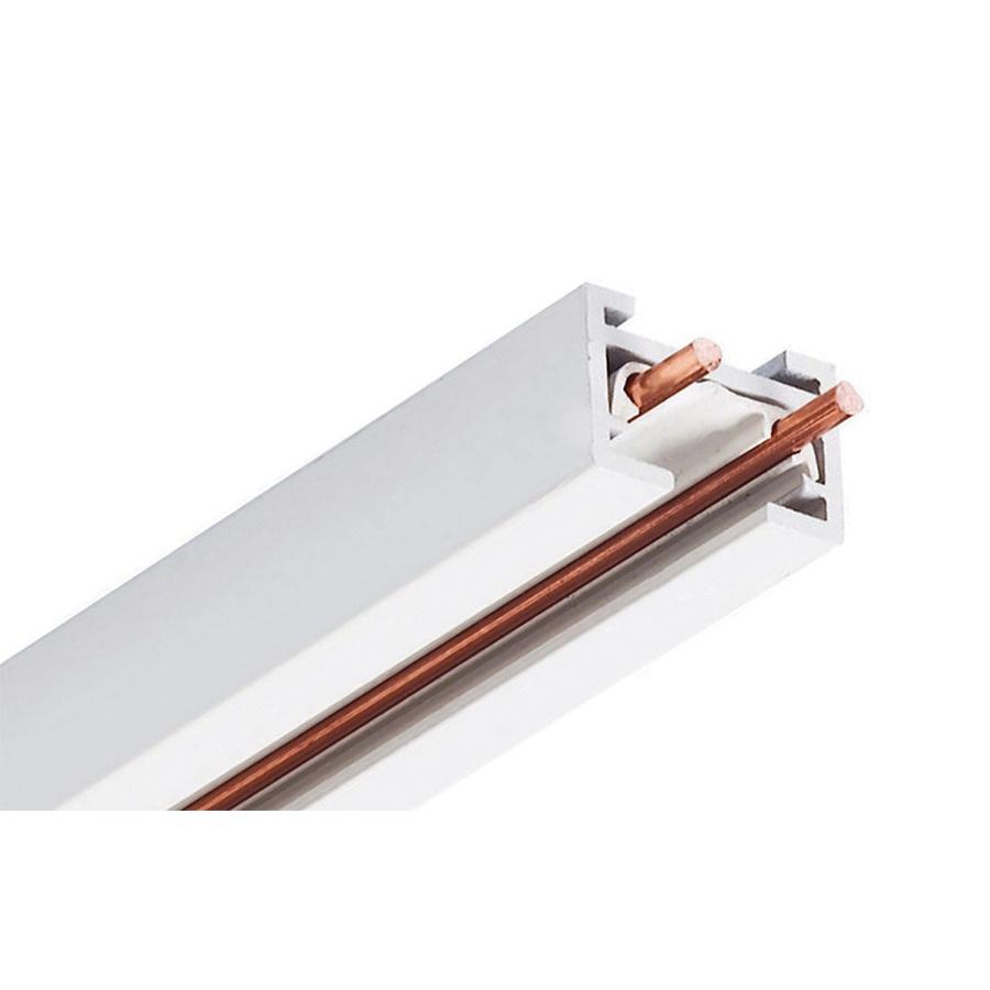 Juno Lighting Single Circuit Track: Juno Lighting TLVR 2FT WH TLVR Series Low Voltage