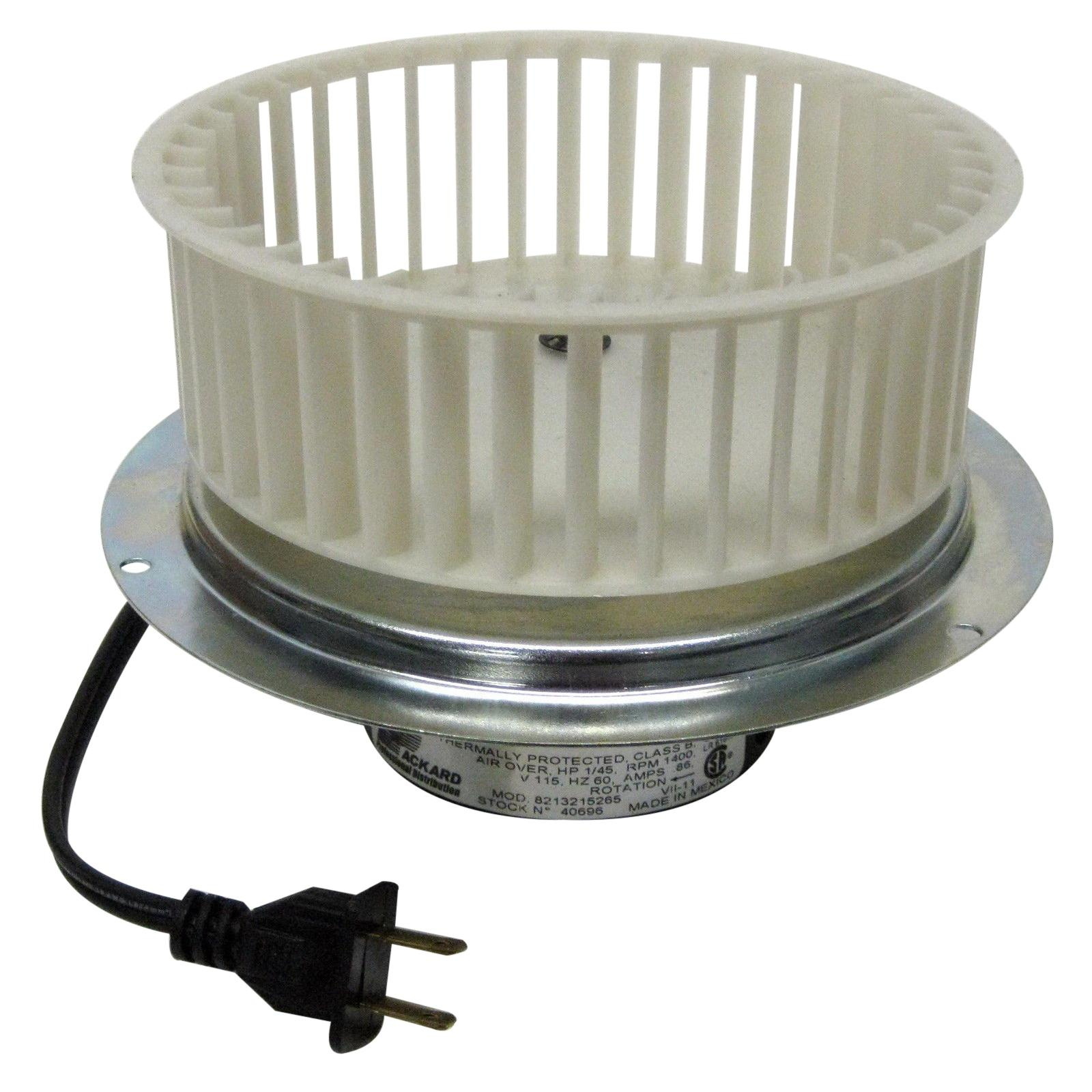 NuTone 0696B000 Motor Assembly for QT100 and QT110 Series Fans Replacement