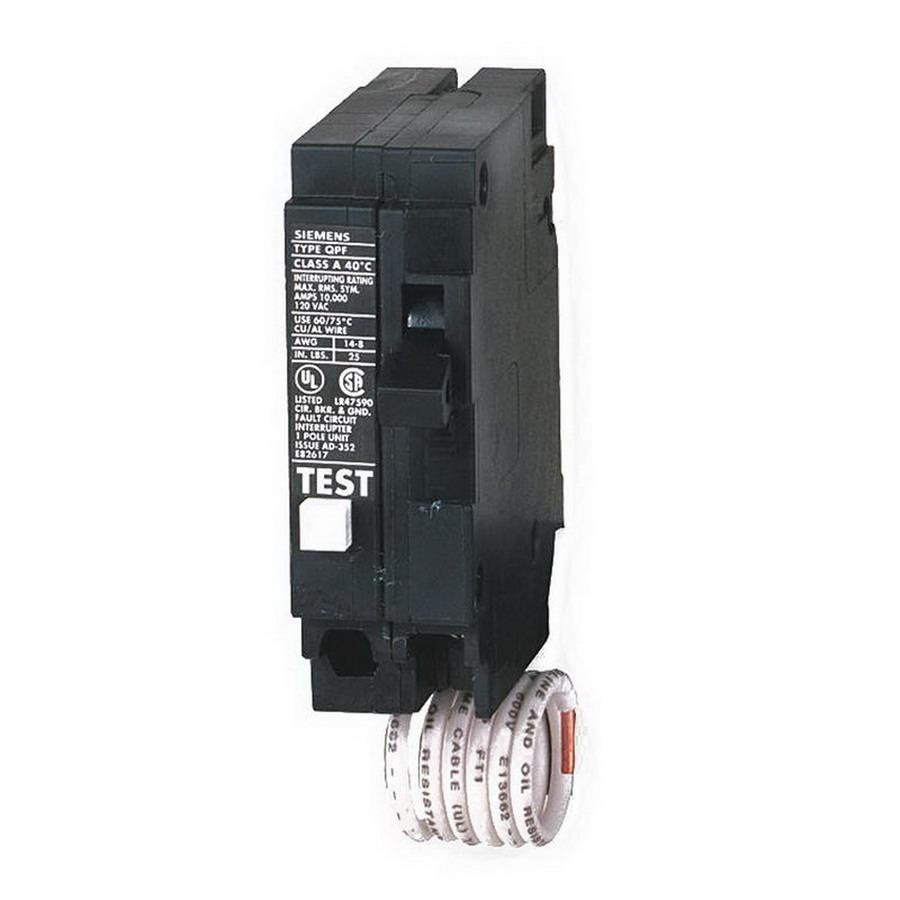 Siemens QF120 Plug-In Mount Type QPF Ground Fault Circuit ...