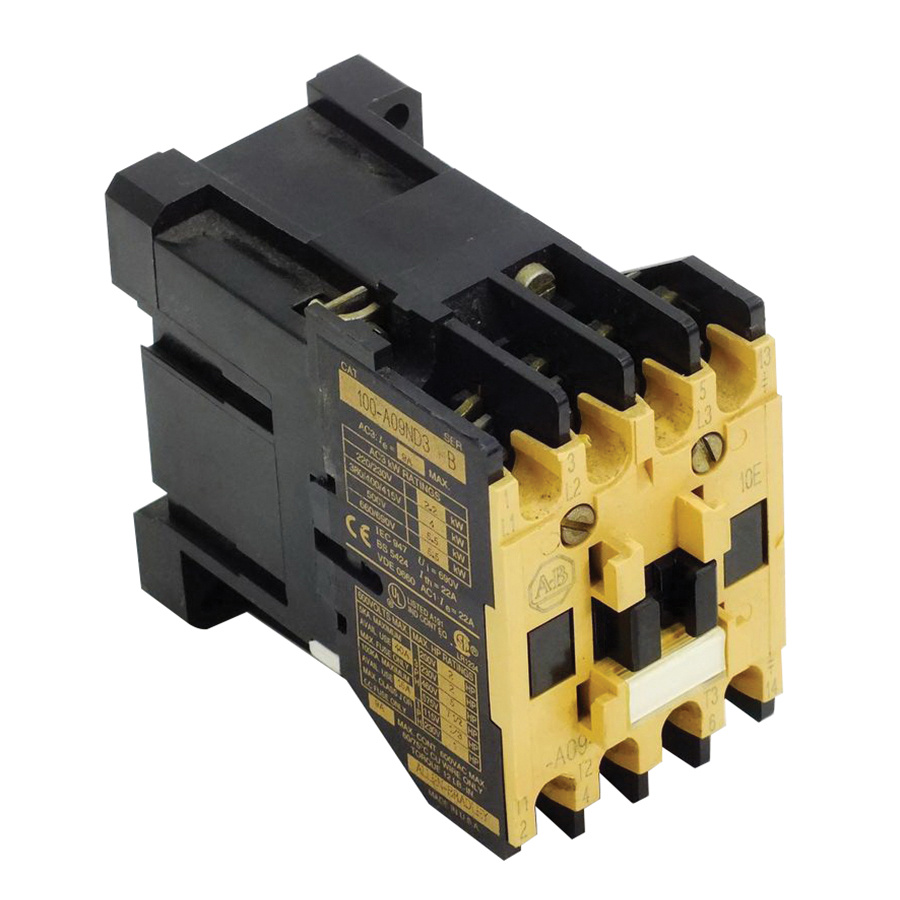 Ab Contactor Wiring Diagram