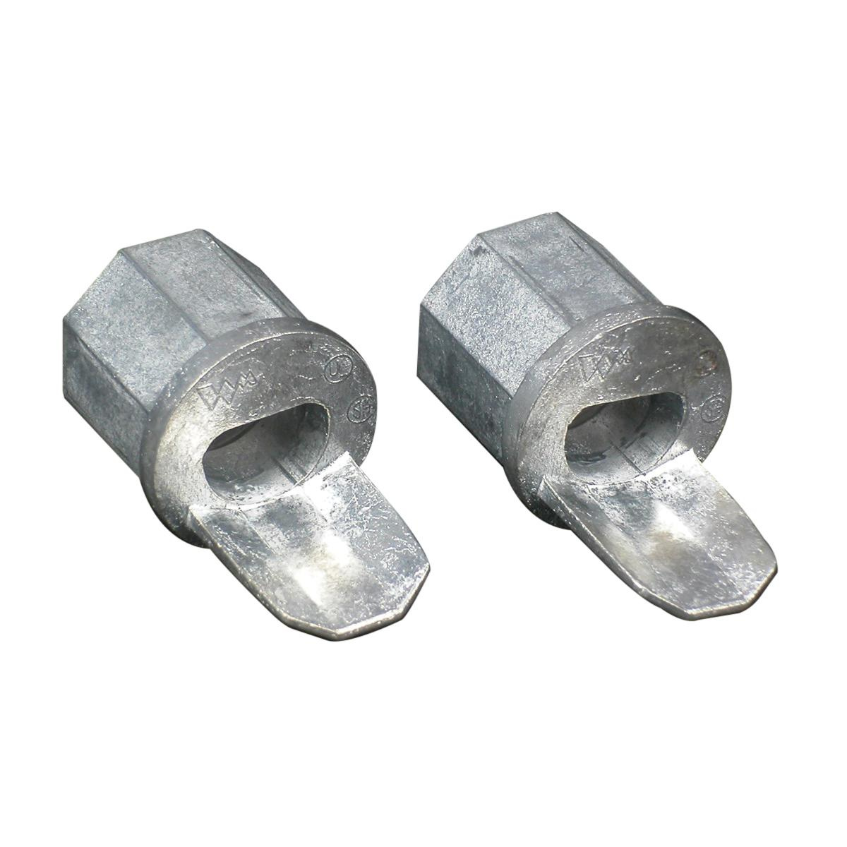 Wiremold 5782A Male Conduit Connector Fitting 3/4 Inch Steel ...