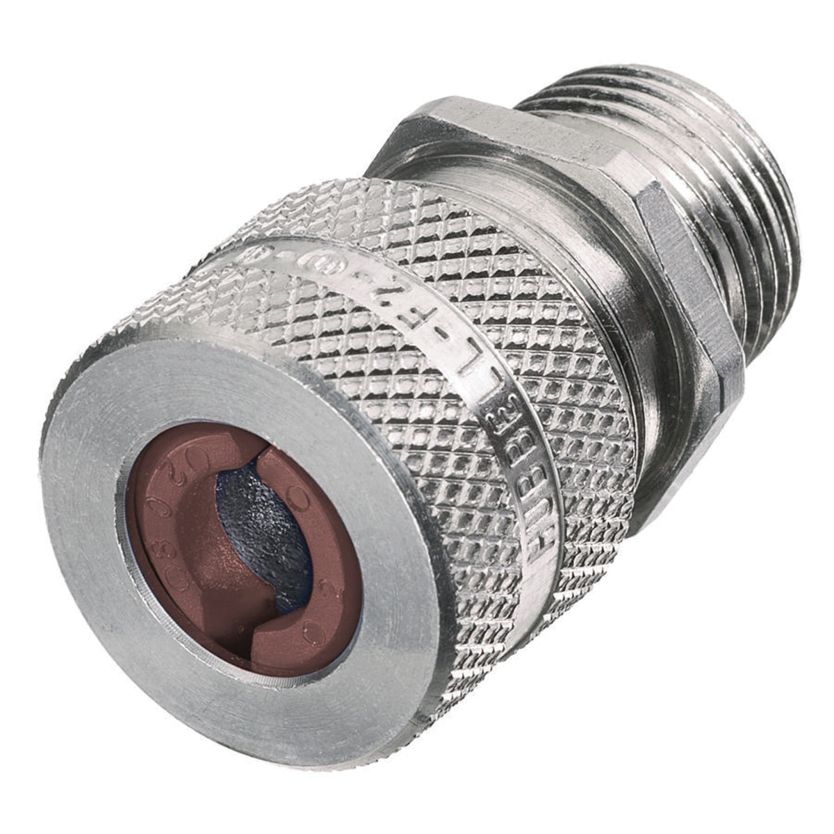 Hubbell Wiring Shc1026 Machined Aluminum Standard Duty Series Form Copper Connectors F3 Straight Male Liquidtight Cord