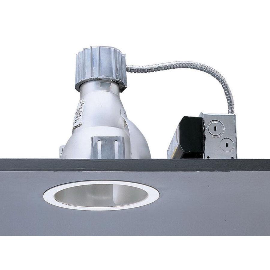 Lightolier 8021CL 6 Inch Reflector Trim 120/277 Volt Round 1-Light ...