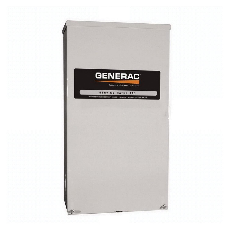 Generac RTSN400G3 3 Pole 3 Phase Transfer Switch 208 Volt 400 Amp ...