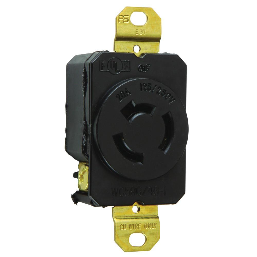 Pass & Seymour 7310 Industrial Specification Grade Strap ...
