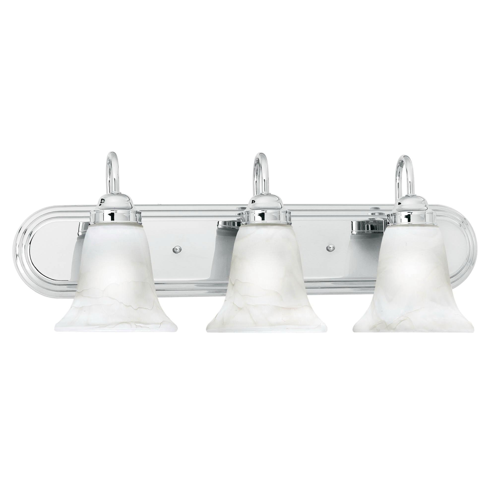 Thomas Lighting Sl75834 3 Light Transitional Bath Fixture