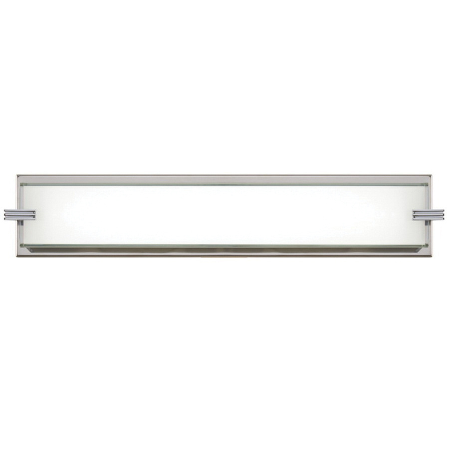 Cubism Bath Bar By George Kovacs: George Kovacs P5216-077-L 1-Light Bath Bar Wall Light 40-Watt Chrome Plated Cubism