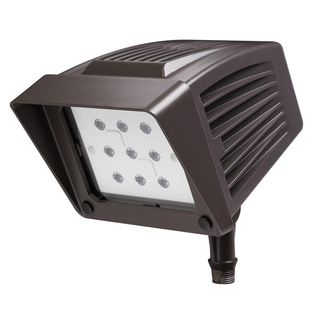 120 Volt Outdoor Led Light: Atlas Lighting PFS22LED LED Flood Light 92.5-Watt 120
