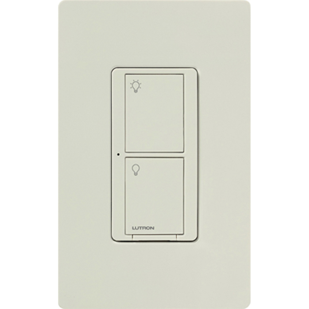 Lutron Wireless Switch >> Lutron Pd 5ws Dv La Button Decorator Wireless Switch 120 277 Volt Ac Light Almond Caseta