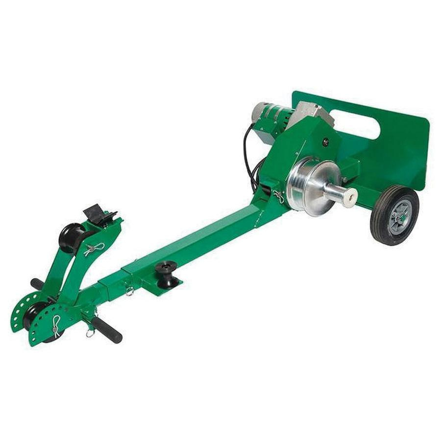 Greenlee G3 120 Volt AC Motorized Cable Pulling System Tugger ...