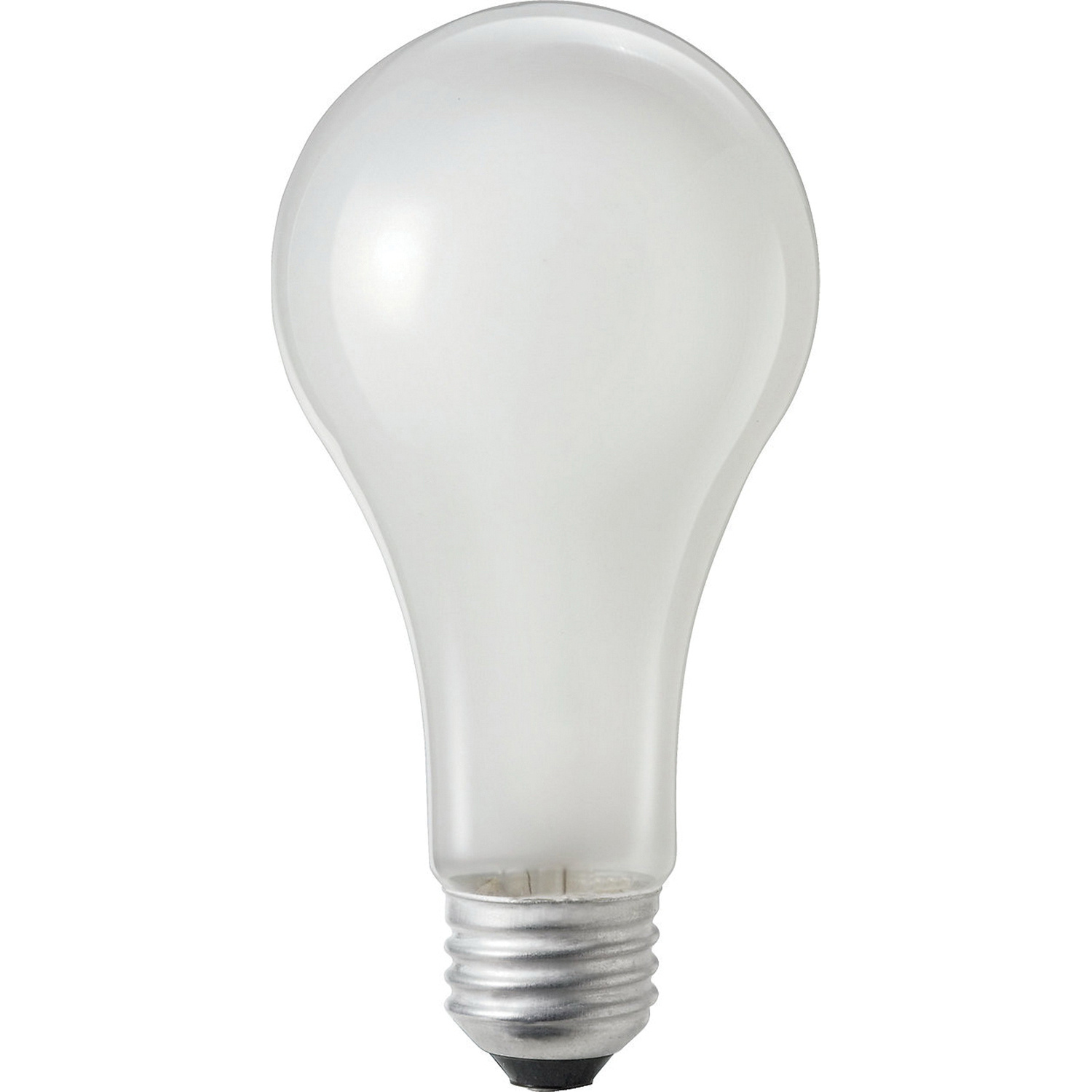 Philips Lighting 275503 A21 Incandescent Lamp 100 Watt E26 Single Contact Medium Base 1030