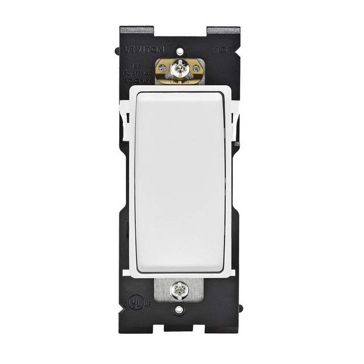 Leviton Re151 Ww 120 277 Volt Ac 15 Amp 1 Pole 3 Way 4 Switch Home Wiring